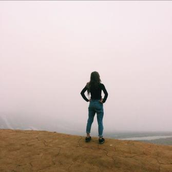 Misty abyss